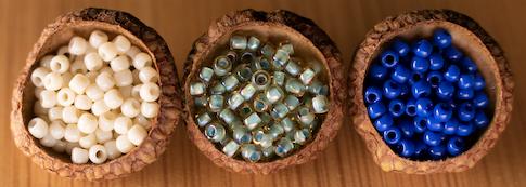 photo of beads